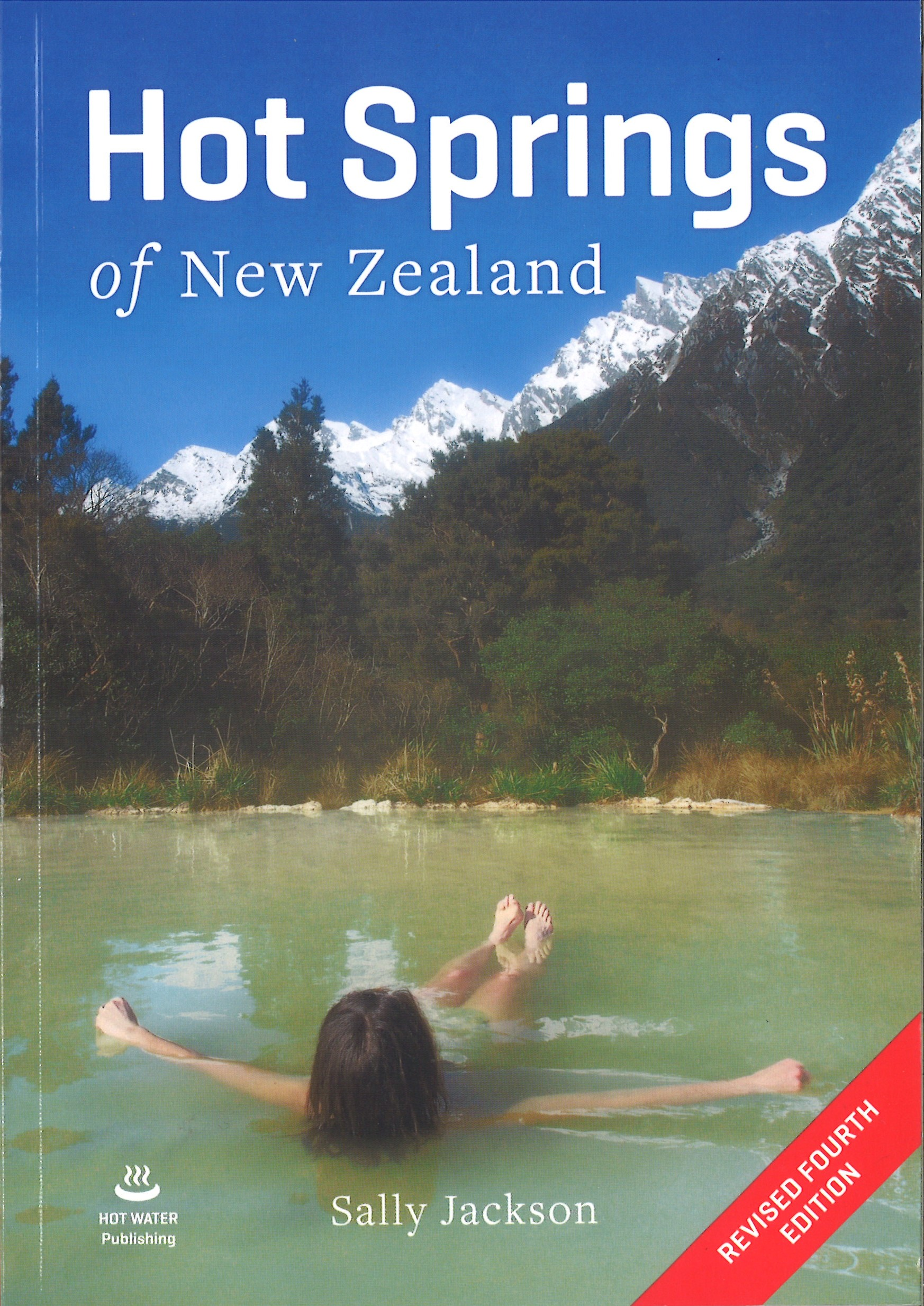 Hot Springs of New Zealand by Sally Jackson