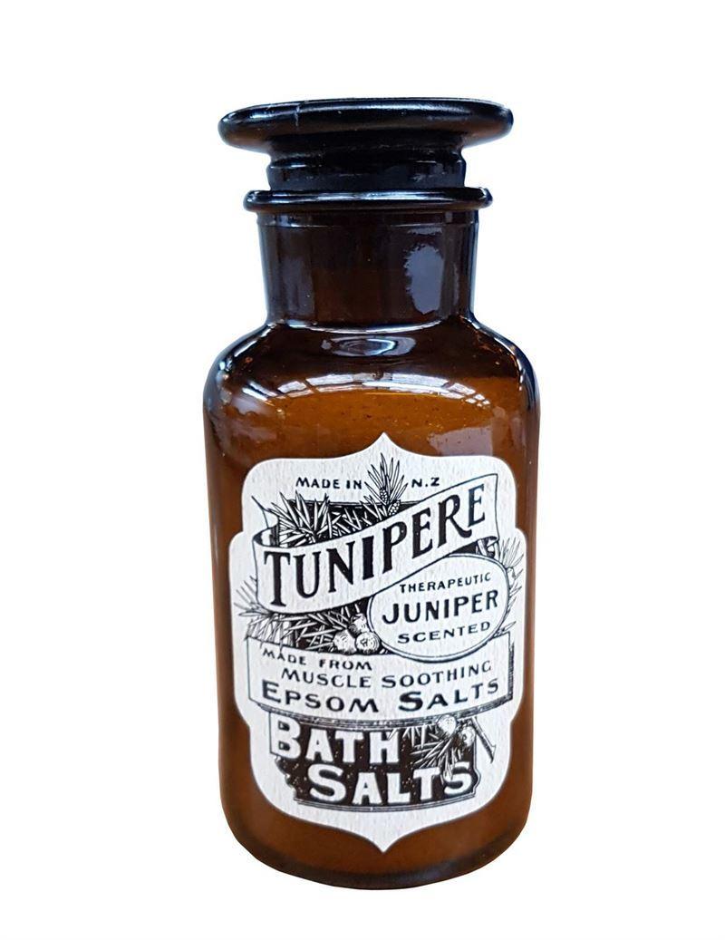 Tunipere Juniper Scented Bath Salts