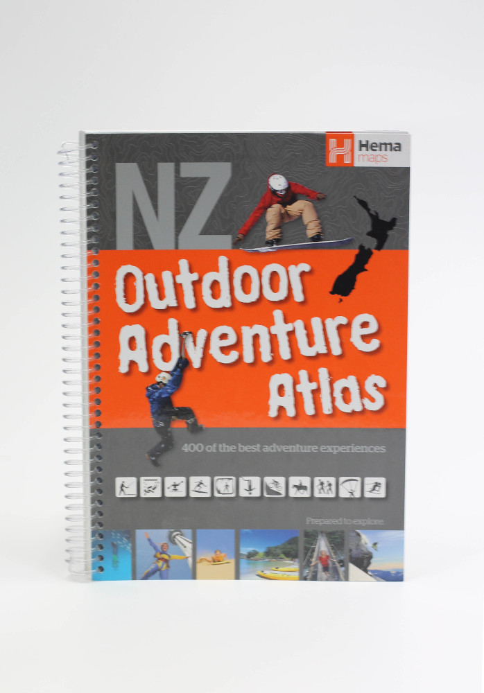Hema Maps - Outdoor Adventure Atlas