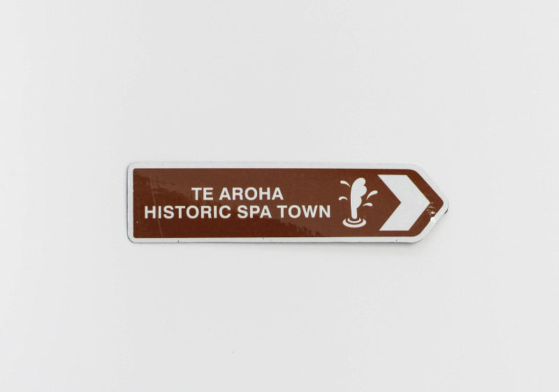Fridge magnet - Te Aroha Historic Spa Town
