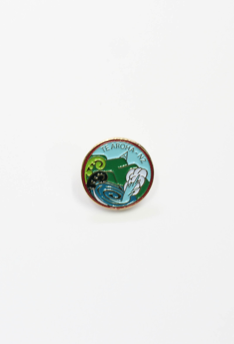 Badge - Te Aroha NZ
