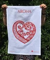 Aroha Tea Towel